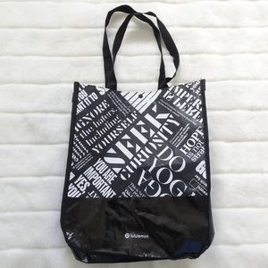 lululemon athletica Reusable Bag Tote Large